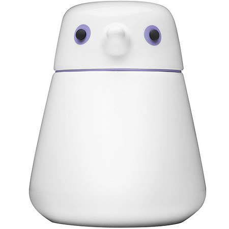《QDO》雪鳥收納罐(紫M)