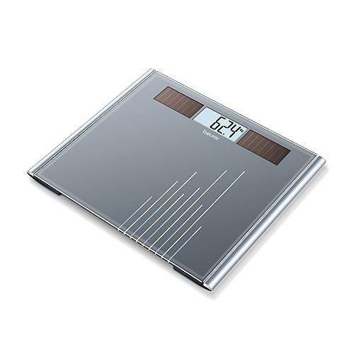 德國 博依 beurer GS 380 環保太陽能玻璃體重計