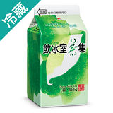 統一飲冰室茶集綠奶茶400ml