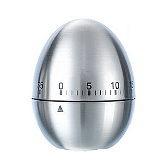 【電精靈】不鏽鋼蛋型計時器