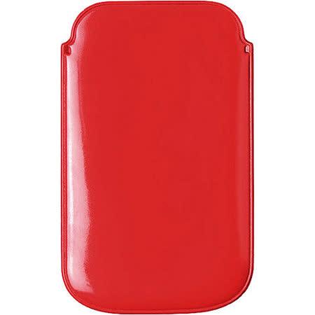 《VOYAGER》簡便手機袋(紅)
