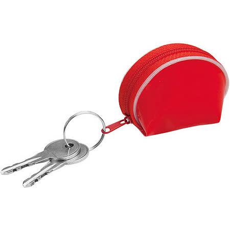 《VOYAGER》Mini零錢鑰匙圈(紅)