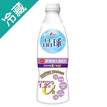 光泉晶球鈣質強化優酪乳940ml