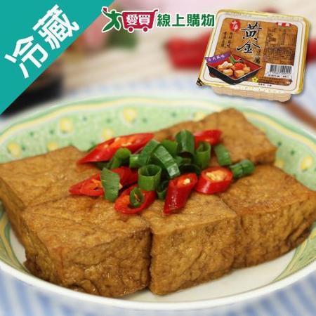 中華黃金豆腐400g
