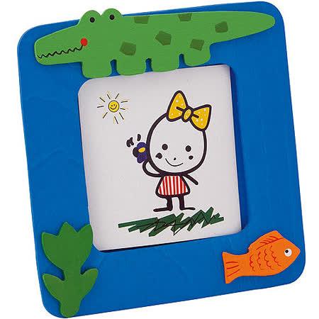 《VOYAGER》童趣小相框(鱷魚藍)