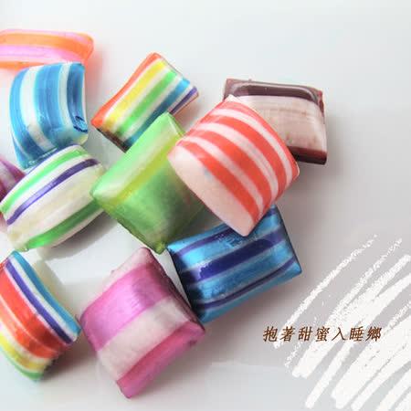 Papabubble-西班牙手工糖(枕頭甜心、袋裝、60g)