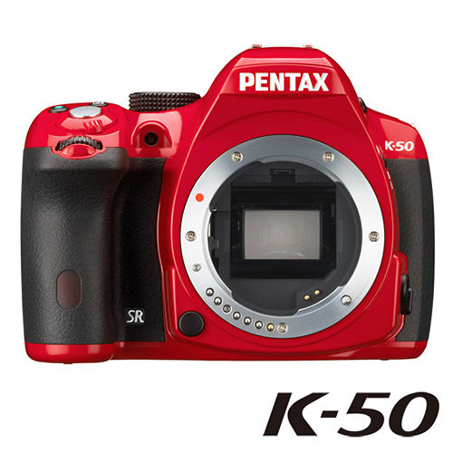 PENTAX K-50 單機身(公司貨) - 加送32G記憶卡
