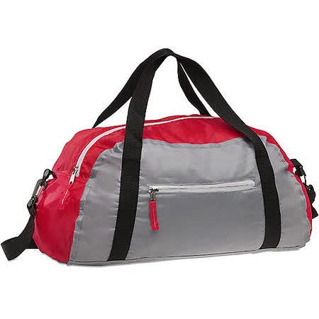 《VOYAGER》輕便摺疊保齡球包(紅)