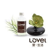 【Lovel】造型紙花典雅香氛擴香花組(晨霧青草)