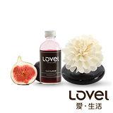 【Lovel】Sola紙花典雅香氛擴香花組(無花果)