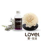 【Lovel】Sola紙花典雅香氛擴香花組(薰衣草)