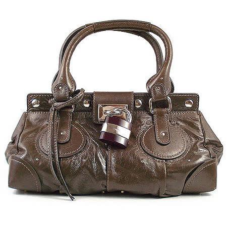 【好物分享】gohappy 購物網Chloé Paddington bag 鎖頭包(咖啡色)心得雙 和 sogo 百貨 公司