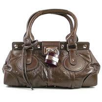 Chloé Paddington bag 鎖頭包(咖啡色)