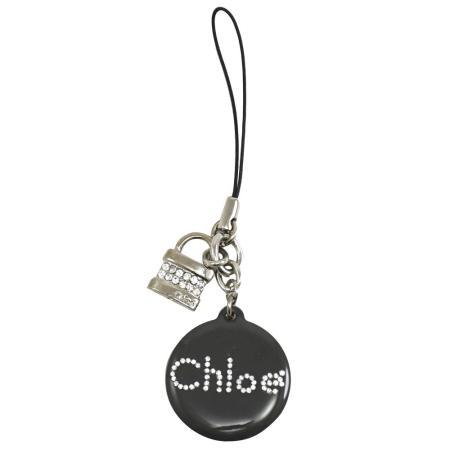 【好物推薦】gohappy【Chloé 】新款 亮麗水鑽鎖頭手機吊飾評價sogo 卡