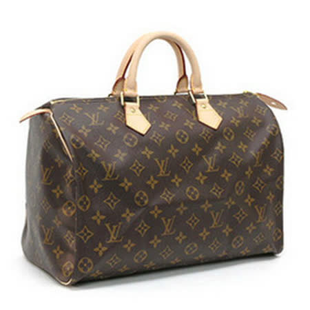Louis Vuitton LV M41107 M41524 Speedy 35 經典花紋手提包_預購