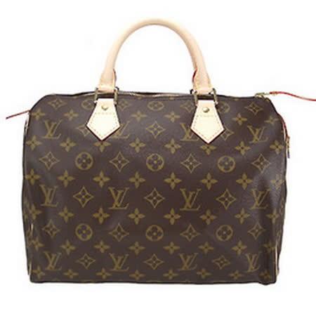 Louis Vuitton LV M41108 M41526 Speedy 30 經典花紋手提包_現貨