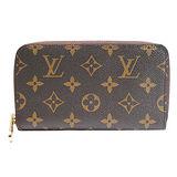Louis Vuitton LV M40499 Compact 經典花紋多功能拉鍊中長夾_現貨