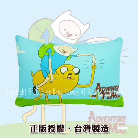 VIVI.ANI【探險活寶-麻吉朋友篇】3~8歲兒童小枕套