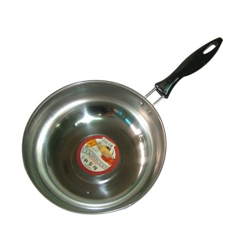 不鏽鋼雪平鍋20cm