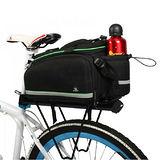 PUSH!自行車用品 高級EVA半硬殼式自行車後座包 貨架包 自行車包