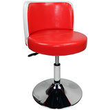 HAPPYHOME 安琪拉造型吧台椅二色可選DJ-318B