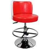 HAPPYHOME 安琪拉造型高吧台椅二色可選DJ-318ST