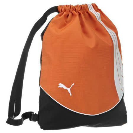 PUMA 2013Team團隊體育運動橙色後背包【預購】
