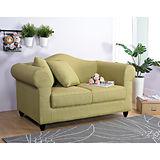 愛的世界綠色小沙發