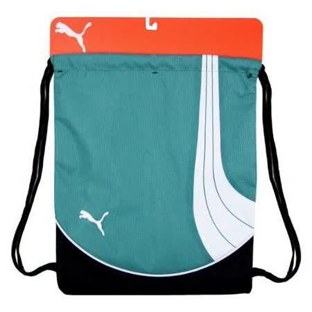 PUMA 2013Team團隊體育運動綠色後背包【預購】