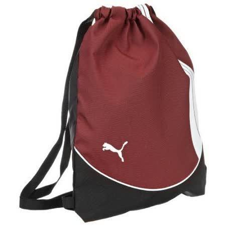 PUMA 2013Team團隊體育運動酒紅色後背包【預購】