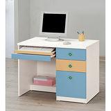 安曼4尺書桌(正向)