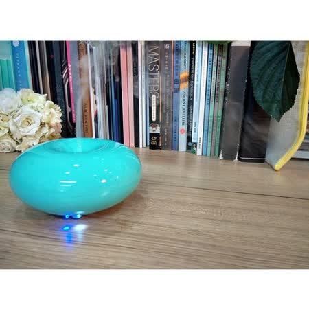 【TickTock】法式馬卡龍甜甜圈水氧機(晴空藍)