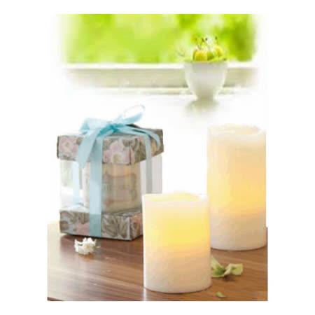【TickTock】夜光精靈LED蠟燭造型燈-5吋(M)