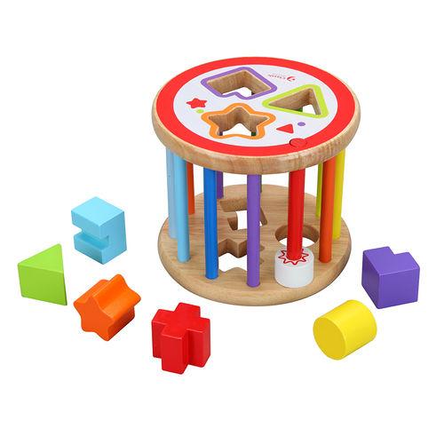Classic world  客來喜-德國經典木玩 木製形狀對應 兒童益智玩具