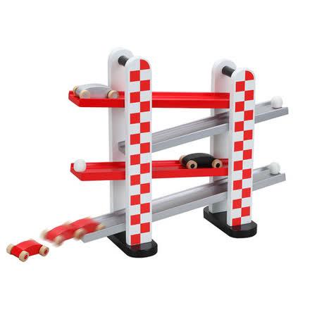 Classic world  客來喜-德國經典木玩 木製 F1賽車  兒童益智玩具