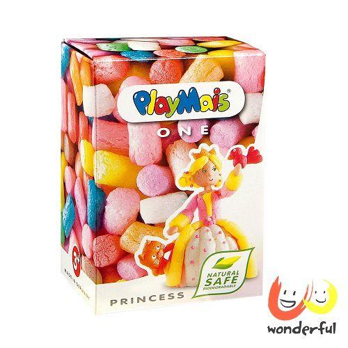 ^( 車^)~ Playmais ~玩玉米 黏土小巧盒 ~ 公主
