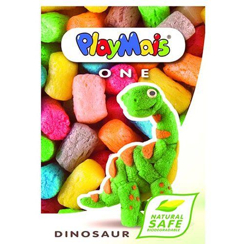 ~ Playmais ~玩玉米 黏土小巧盒 ~ 恐龍