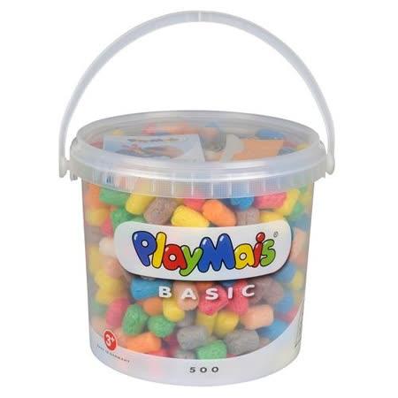 (購物車)《 Playmais 》玩玉米創意黏土隨身桶