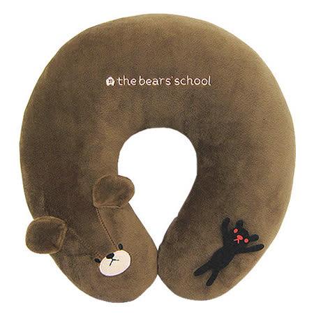 【享夢城堡】小熊學校 我的恰奇系列-頸枕