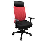 【凱堡】 Flash高背網透氣機能椅/辦公椅/電腦椅