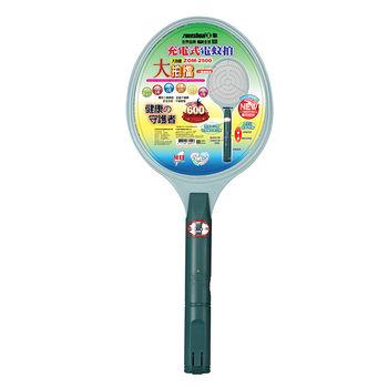 日象 大拍檔充電式電蚊拍 ZOM-2500
