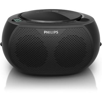 ◆PHILIPS◆飛利浦CD手提音響(黑) AZ100/AZ100B