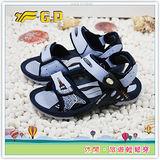 [GP]阿亮代言-廣告熱賣磁扣童涼鞋(尺碼26-34)-G3623B-20(藍色)共有四色