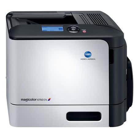 Konica Minolta magicolor 4750DN 彩色雷射印表機