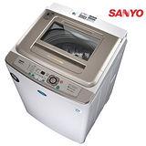 SANYO三洋13公斤超音波單槽洗衣機SW-13UF3