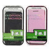 MEGA KING 側掀式皮套 星光系列HTC ButterflyS 適用