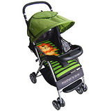 Mother's Love 嬰兒全罩式輕便手推車/綠色/紅色