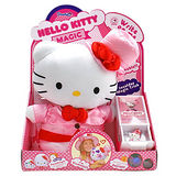 《 Hello Kitty 》KITTY 絨毛神奇魔術組 ( 大 )