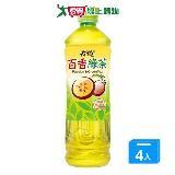 古道百香綠茶600ml*4入