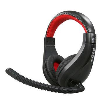 KINYO立體聲耳機麥克風 EM-3631